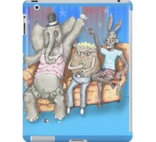 The Boring Party iPad Case/Skin