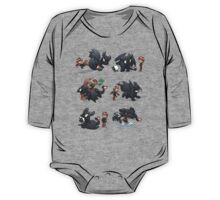 How Not to Train Your Dragon One Piece - Long Sleeve