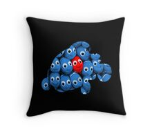 Finding Nemo (distressed)#2 Throw Pillow