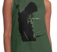 The Green Arrow Contrast Tank