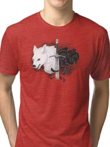 Ghost Wings Tri-blend T-Shirt