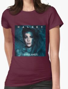 halsey Womens Fitted T-Shirt