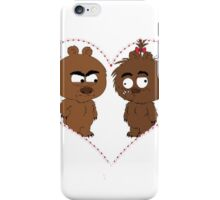 Brickleberry - Malloy in love  iPhone Case/Skin