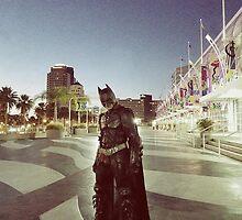Who is Bruce Wayne by RichCaspian