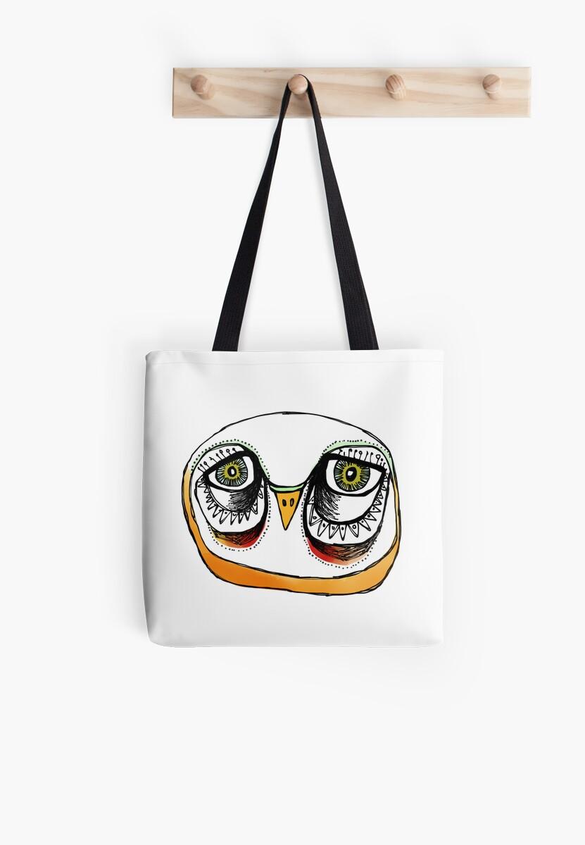 Dotty Bags by annieclayton