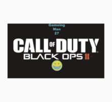 Black ops shirts by theman51