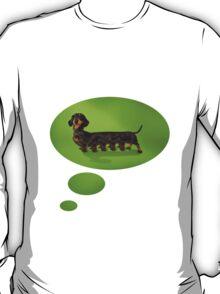 Centipedian Dachshund T-Shirt