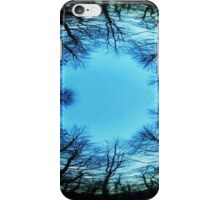 Dark Winter Planet iPhone Case/Skin