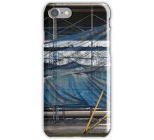 elegant scaffold iPhone Case/Skin