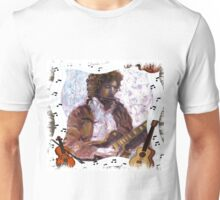 BOB DYLAN PERFORMING Unisex T-Shirt