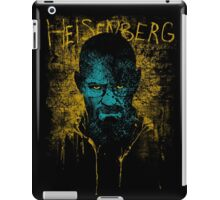 Heisenberg Graffiti iPad Case/Skin