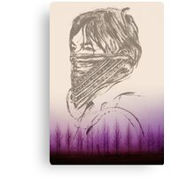 The Walking Dead / Daryl Dixon Canvas Print