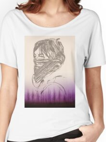 The Walking Dead / Daryl Dixon Women's Relaxed Fit T-Shirt