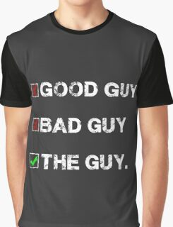 The Guy Tees, Skins and Accessories Graphic T-Shirt