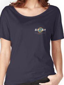 Bit2Bit Chest Emblem Women's Relaxed Fit T-Shirt