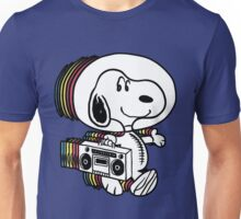Snoopy Astronout Unisex T-Shirt