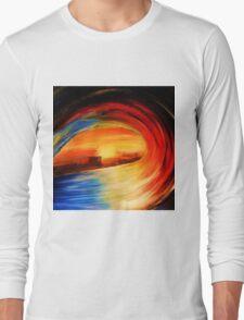 colour wheel Long Sleeve T-Shirt