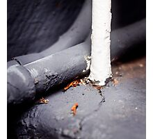 { Corners: where the walls meet #05 } Photographic Print