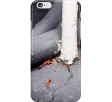 { Corners: where the walls meet #05 } iPhone Case/Skin