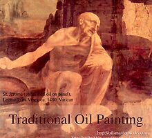 Traditional Oil Painting group avatar by solo-exhibition