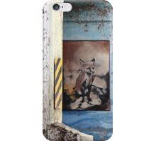 waiting for prey or the 501 iPhone Case/Skin
