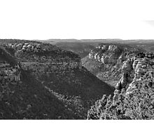 Mesa Verde Valley 1  Photographic Print