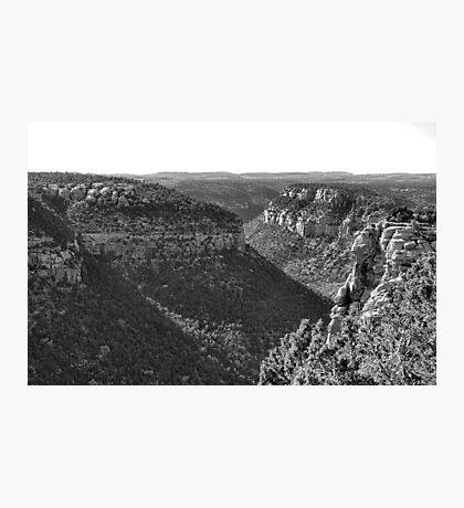 Mesa Verde Valley 1  Photographic Print