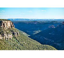Mesa Verde Valley 2  Photographic Print
