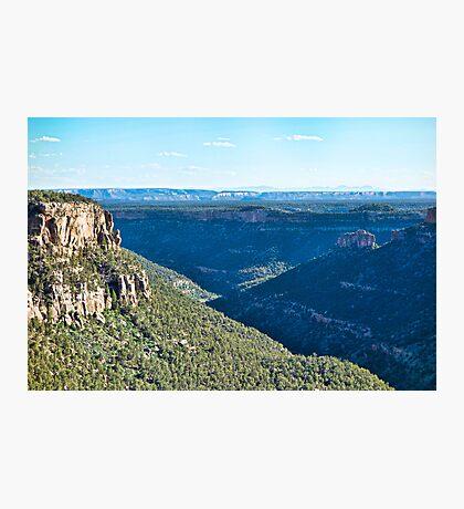 Mesa Verde Valley 2  Photographic Print