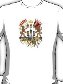 Greater Coat of Arms of Copenhagen  T-Shirt