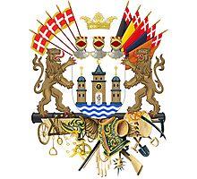 Greater Coat of Arms of Copenhagen  Photographic Print