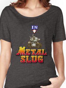 metal slug Women's Relaxed Fit T-Shirt