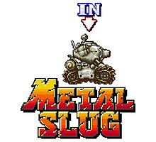 metal slug Photographic Print