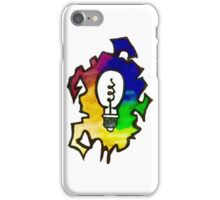 Twenty One Pilots Self Titled Rainbow Lightbulb iPhone Case/Skin