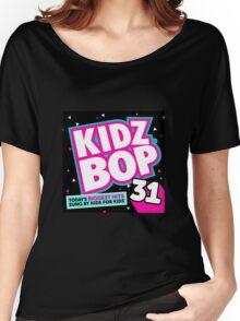 Kidz Bop 31 Logo! Women's Relaxed Fit T-Shirt