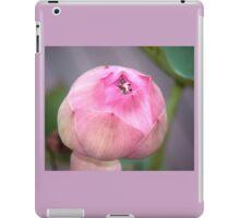 Lotus Blossom iPad Case/Skin