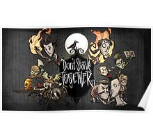Don't Starve Together Poster