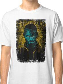 Heisenberg Graffiti Classic T-Shirt