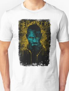 Heisenberg Graffiti Unisex T-Shirt