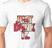 Just dunk it - Darius Dunkmaster 2 Unisex T-Shirt