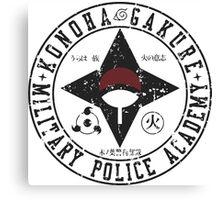 konoha police military Canvas Print
