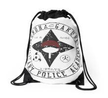 konoha police military Drawstring Bag