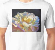 Yellow China rose Unisex T-Shirt