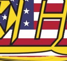 ECU- America Sticker