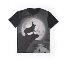 African Nights Graphic T-Shirt