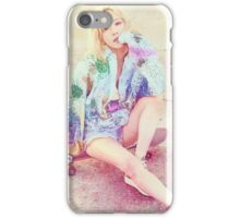 TAEYEON / WHY / WATERCOLOR iPhone Case/Skin
