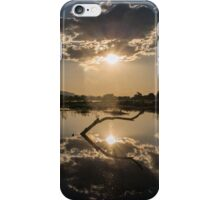 Reflection on the River iPhone Case/Skin