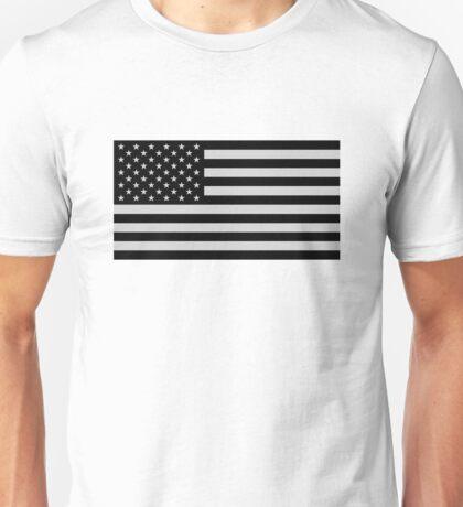 USA Dark Flag Unisex T-Shirt