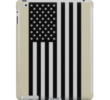 USA Dark Flag iPad Case/Skin