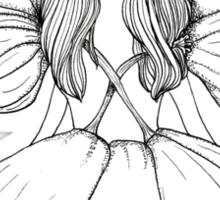 Flower Dance Sticker